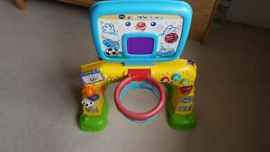 VTech 2 in 1 Sports Centre (156303) basketball football play game activity kid