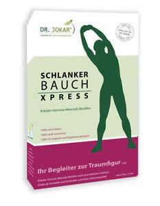 Schlanker Bauch, gesund und einfaches Abnehmen, Reinigung des Körper