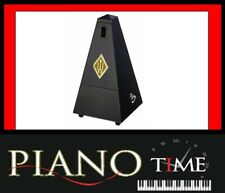 BRAND NEW Wittner Pyramid style metronome W816K - Black