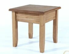 Square Pine Side & End Tables