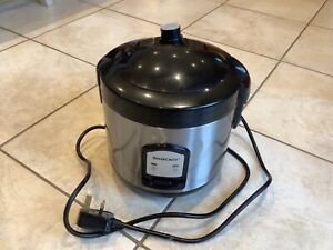 Lovely Silver Crest Rice Cooker