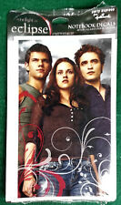 Twilight Eclipse Notebook Decals 4 Pack Party Express from Hallmark NEW Stickers