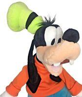 "Goofy Disney Store Exclusive Plush Toy Authentic Original Genuine 22"""