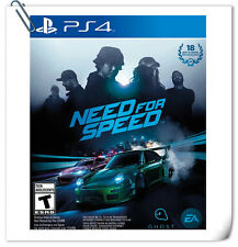 PS4 Need for Speed ENG / 极品飞车19 中文版 SONY PLAYSTATION NFS Racing Games EA