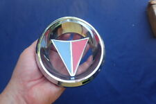 1964 Plymouth Valiant grille emblem, NOS!