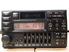 OEM 94-98 Mitsubishi AM/FM Radio Infinity AUX MB943298 RX-4U53WD 9045
