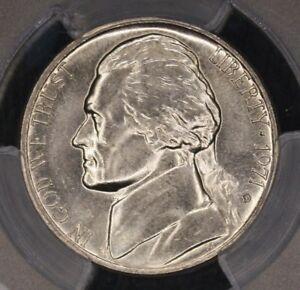 1971-D Jefferson Nickel - PCGS MS66 FS (Full Steps)