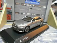 AUDI A6 Limousine taifun grey grau Quattro  2018 Sonderpreis I-Scale Kyosho 1:43