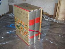 Enciclopedia pratica della casa UTET 2 volumi con cofanetto 1959