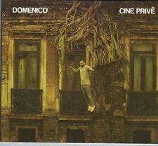 (DX536) Domenico, Cine Prive - 2012 CD
