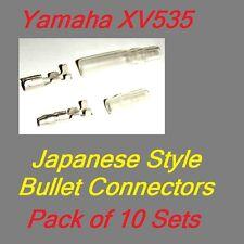 Old School Style Bullet connectors (ten sets) - Yamaha XV535