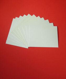 "ICE WHITE WHITECORE MOUNT BOARD 32 x 24"" pack of 10"