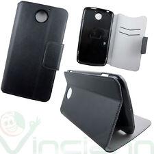 Custodia FLIP cover STAND Nero per Acer Liquid S2 S520 foderino protezione case
