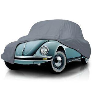 [CSC] Waterproof Semi Custom Car Cover for Volkswagen VW Beetle [1938-2019]