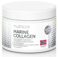 NUTRICOLL PURE COLLAGEN + VITAMIN C, 150g   - 100% marine collagen from NORWAY