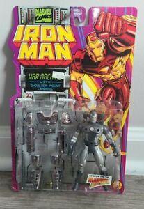 1994 ToyBiz Marvel Comics Iron Man War Machine Figure New/Sealed In Package