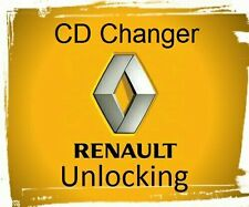 Renault CD changer & Radio codice di sblocco Decode-Clio Megane Scenic Laguna Twingo