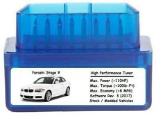 Stage 9 Performance Power Tuner Chip [ Add 110HP 8 MPG ] OBD Tuning Best Seller