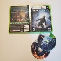 Halo 4 - Xbox 360 - B+ Condition - Discs & Case Only -Tested