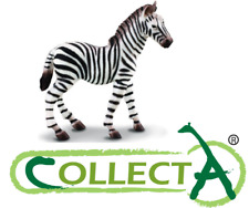 Figurine Bébé Zèbre Animaux Sauvage De La Faune Collection Animal Collecta 88168
