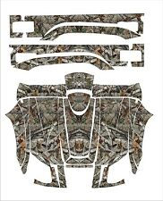 YAMAHA RHINO camo graphics wrap DECALS camouflage UTV SIDE X 450 700 660 kit 3