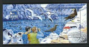 Ascension 2005, Birdlife International (3rd Series) Sea Birds Return sgMS926 MNH