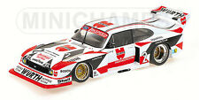1:18 Minichamps FORD CAPRI TURBO GR.5 KLAUS LUDWIG DRM CHAMPION 1981 - 100818602