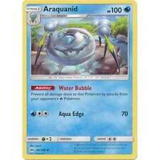 Water Uncommon 1x Quantity Pokémon Individual Cards