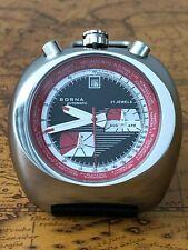 Sorna Bullhead Retro Automatikuhr Watch NOS Style