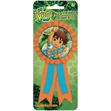 GO DIEGO GO Biggest Rescue GUEST OF HONOR RIBBON ~ Birthday Party Supplies Favor