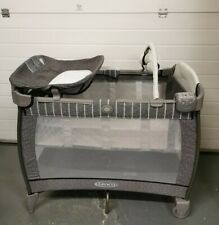 Graco Contour Electra Travel Cot With Integrated Changing Table RPR £99.99
