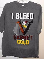 "Florida State University Seminoles ""I Bleed Garnet & Gold"" Adult Large Tee (D247"