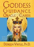 Goddess Guidance Oracle Cards - Cards By Virtue, Doreen - VERY GOOD