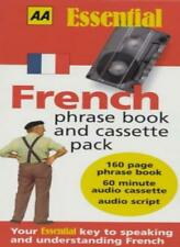 French Phrase Book (AA Essential Phrase Book),