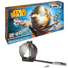 Star Wars CGN48 - Hot Wheels - Death Star Battle Blast - Disney - Mattel Age 4+
