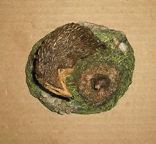 Animal Figurine Hedgehog and Mole