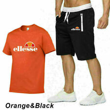 Mens Tracksuits Sets Hoodie Bottoms T-Shirts Shorts Set Trousers Joggers Jogging