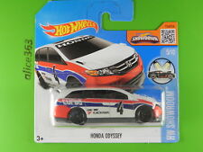 HOT WHEELS 2016 -  Honda Odyssey - HW Showroom - 115 -  neu in OVP