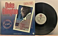 "🎹 ""DIGITAL DUKE"":  The Duke Ellington Orchestra:  GRP # GR-1038 -1987:  NM-  🎹"