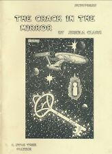"Star Trek TOS Fanzine ""The Crack In the Mirror"" Gen Vintage Novel"