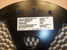 QTY (500) 47uf 100V 105' SMD ELECTROLYTIC 10x10 UUX2A470MNL1GS NICHICON ROHS