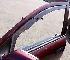 Audi A6 Saloon 2004 - 2011 Heko Tinted Wind Deflectors 4pcs set D10217