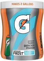 Gatorade G Thirst Quencher Powder Mix Glacier Freeze