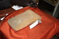 MERCEDES w126 SE SEL SEC-volta bracciolo centrale sul davanti tessuto beige
