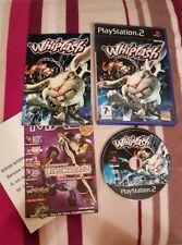 Jeu WHIPLASH sur Playstation 2 PS2 , en Français très bon état.  COMPLET
