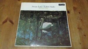 Tchaikovsky – Swan Lake Ballet Suite Vinyl LP 33rpm Allegro Records – All 714