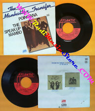 LP 45 7'' THE MANHATTAN TRANSFER Poinciana The speak up mambo 1976 no cd mc dvd