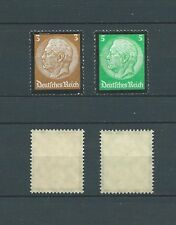 3rd REICH - 1934 YT 503 et 504 - TIMBRES NEUFS** MNH LUXE