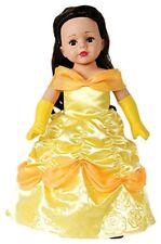 "Madame Alexander Disney Belle Doll, 18"""