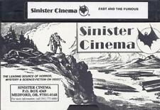 VHS:  SINISTER CINEMA FAST AND THE FURIOUS